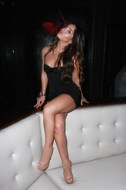 Melissa Molinaro @ Grand Opening of Chloe Nightclub (3)