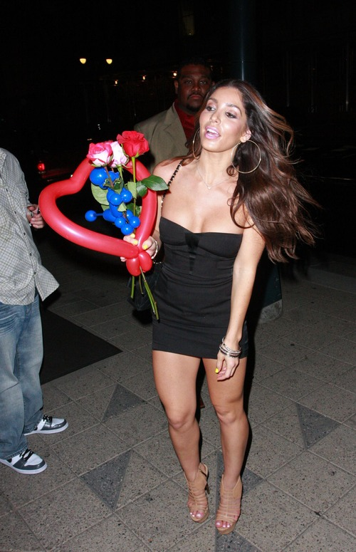 Melissa Molinaro @ Grand Opening of Chloe Nightclub (1)