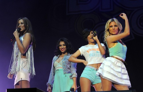 performing at The Big Gig in Birmingham (1)