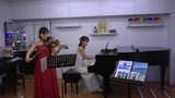 西本久美子(ピアノ) 本田 麻衣(ヴァイオリン)帰国リサイタル
