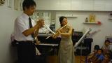 トランペット・フルートコンサート 22 Aug 2006