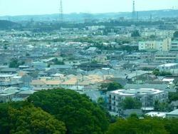 武蔵野遠景