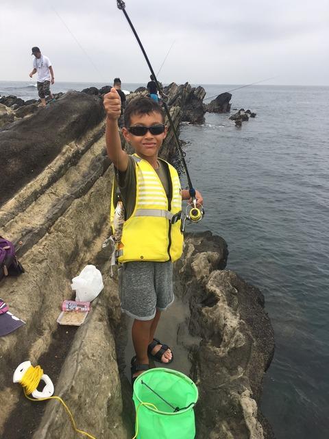 城ヶ島釣Ⅱ (2)