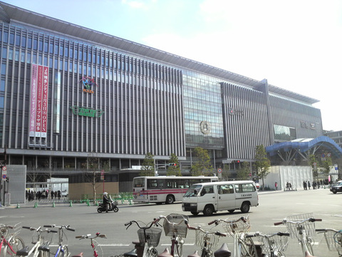 JR博多シティが3月3日にOPEN!