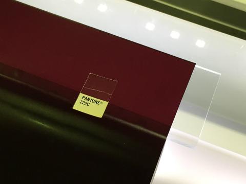 電照用インクジェット出力の色合わせ
