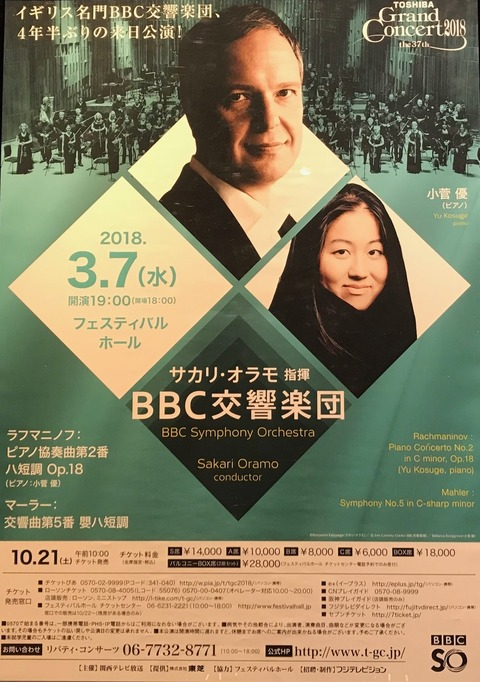 BBC交響楽団_20180307