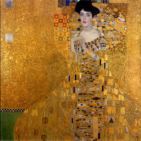 アデーレ・ブロッホ=バウアーの肖像