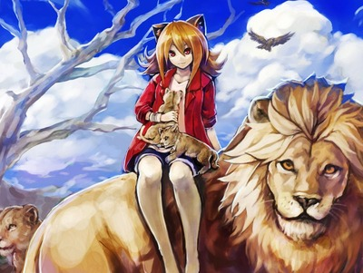 ライオン6