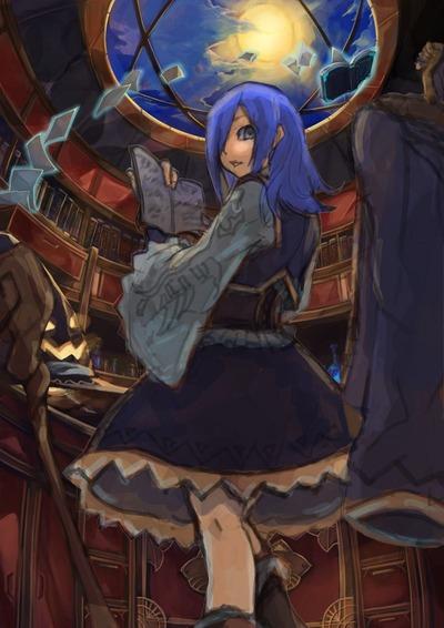 魔女の書斎9