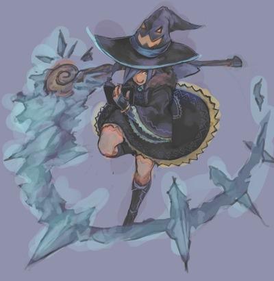 氷の魔女2