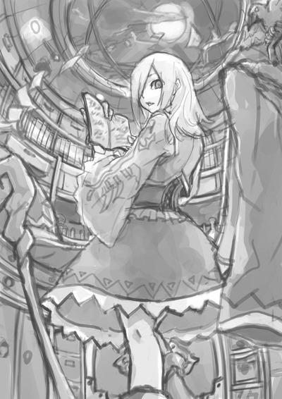 魔女の書斎1