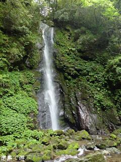 雨乞の滝 雄滝
