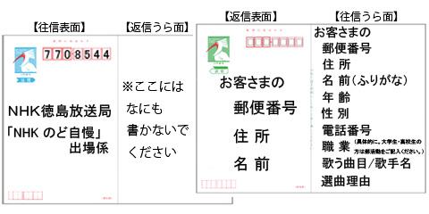 NHKのど自慢 徳島県阿南市 募集