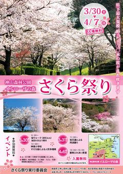 徳島県名西郡神山町 神山森林公園 イルローザの森 さくら祭り 2019