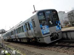 JR四国 鳴門駅 近畿車輛 Smart BEST 走行試験