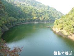 日浦橋 から 美愁湖
