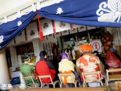徳島市 事代主神社 えびす祭 2013