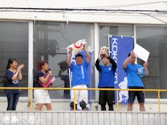 徳島県鳴門市 商店街 大道銀天街 いす−1GP 2015