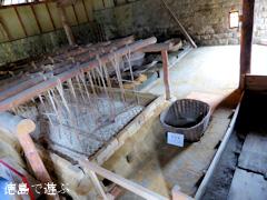 徳島県鳴門市 重要文化財 福永家住宅 一般公開 2014