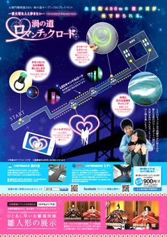 徳島県鳴門市 渦の道 ロマンチックロード 2015