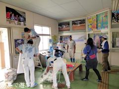 徳島インディゴソックス JR蔵本駅 徳島IS 写真展 2014