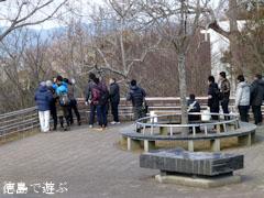 NHK総合 ひるブラ 徳島県徳島市 眉山