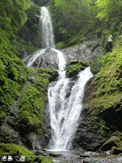 雨乞の滝 雌滝
