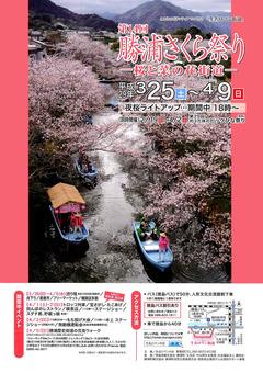 徳島県勝浦郡勝浦町 第14回 勝浦さくら祭り 2017