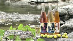 人生の楽園 梅酒作りで故郷を元気に 徳島県吉野川市美郷