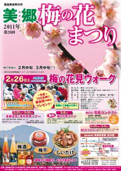 第20回美郷梅の花まつり