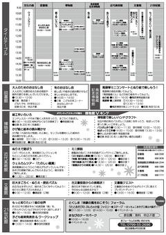 徳島県徳島市 文化の森 ウィンターフェスティバル 2020