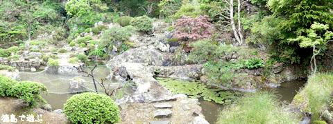 童学寺 庭園