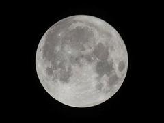 徳島 2017 最大の満月