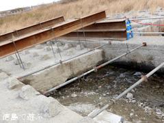 吉野川第十堰 内部構造 見学