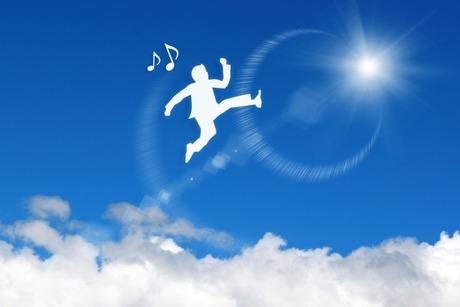空中浮遊ってどうやってするの!~体は浮くのよ!下半身を鍛えるの!~