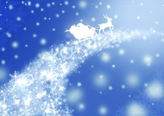 奇跡のクリスマスには願い事をしよう!