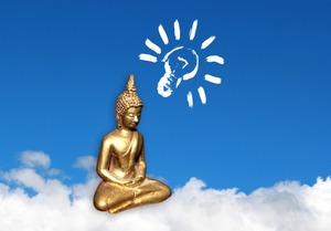 瞑想すると明るい未来が見える!