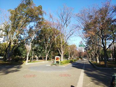 靭公園散歩6
