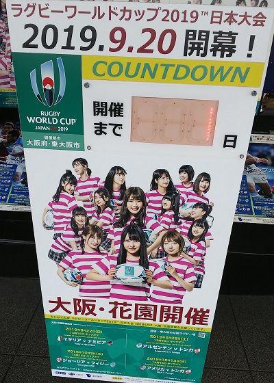 ラグビーワールドカップ花園ラグビー場 (2)