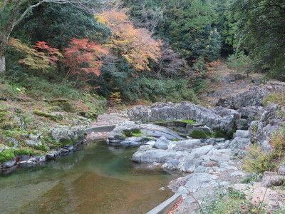 大滝神社大蛇ヶ淵イタグレ (4)