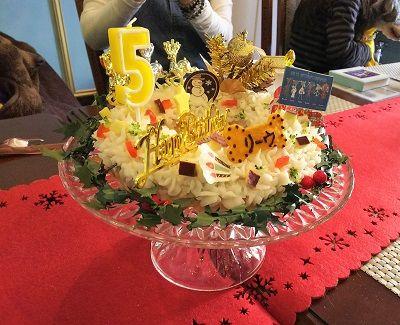 イタプー誕生日会1