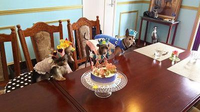 お家サロン合同誕生日7