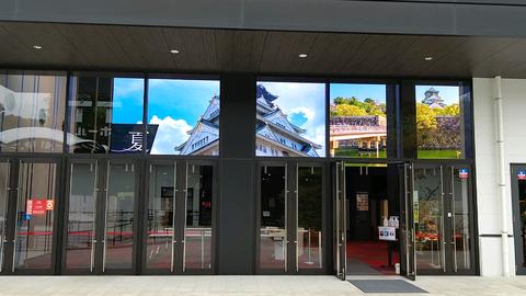 大阪城_クールジャパンパーク大阪 (2)