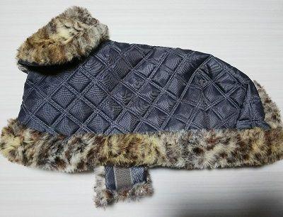 犬服コート2