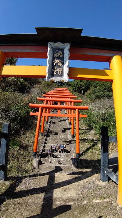 獅子崎稲荷神社 (2)