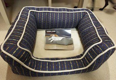 コストコ犬用ベッド