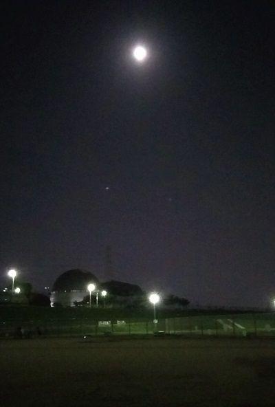 ナイトラン満月_2
