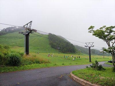 大山高原豪円山ロッジ1