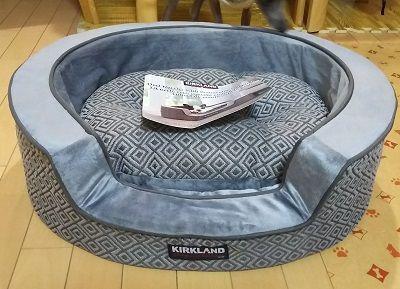 コストコ犬用ベッド3