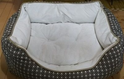 コストコ犬用ベッド1